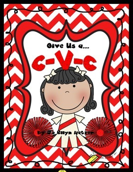 GIVE US A CVC !! {EASY & NO PREP CENTERS / STATIONS}