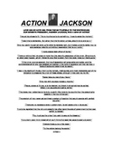 GIVE YOUR STUDENTS SOME ACTION JACKSON!