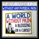 GIVER ACTIVITY: A WORLD WITHOUT PAIN