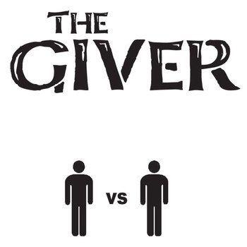 THE GIVER Conflict Graphic Organizer - 6 Types
