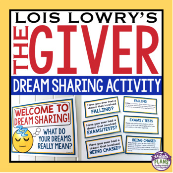 GIVER ACTIVITY: DREAM SHARING