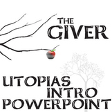 THE GIVER Introduction to Utopias Slideshow