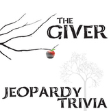 THE GIVER Jeopardy Trivia Competition