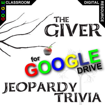 THE GIVER Jeopardy Trivia Competition (Created for Digital)