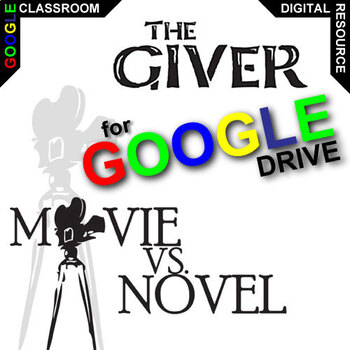 THE GIVER Movie vs. Novel Comparison (Created for Digital)