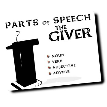 THE GIVER Phrases and Clauses (Noun, Verb, Adjective, Adverb)