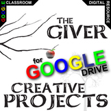 THE GIVER Projects - Creative, Artistic, Differentiated (Created for Digital)