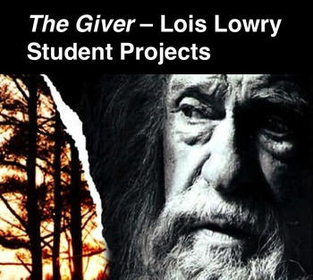 THE GIVER - Student Projects / Summative Tasks