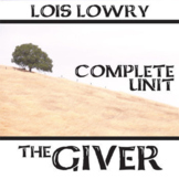 THE GIVER Unit - Novel Study Bundle (by Lois Lowry) - Lite
