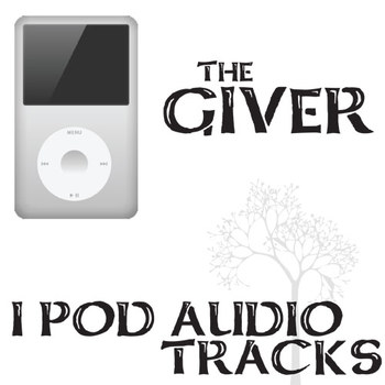 THE GIVER iPod Audio Tracts Tracker