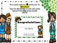 GIrl Scout Certificates for BROWNIE TROOPS - Editable