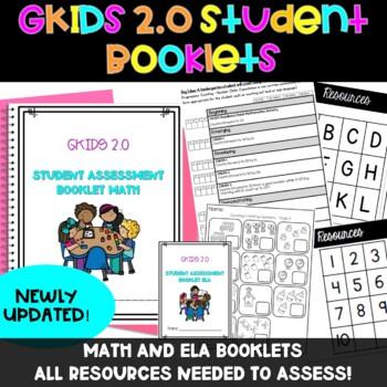GKIDS 2.0 Student Booklets  ** FULL GKIDS 2.0 for each Student**