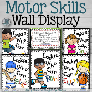 #Hellosummer Motor Skills Wall Display