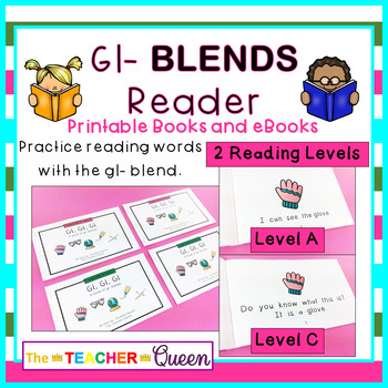 GL- Blend Readers Levels A and C (Printable Books and eBooks)