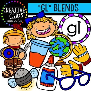 GL Blends {Creative Clips Digital Clipart}