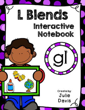 GL Blends Interactive Notebook