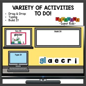 GL Blends Work Working Activities
