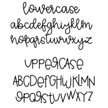 GL Fonts: Cheeseburger