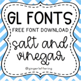 GL Fonts: Salt and Vinegar Chips