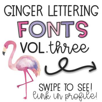 GL Fonts: The GROWING Bundle!