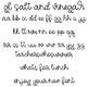 GL Fonts: Volume One
