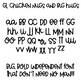 GL Fonts: Volume Three