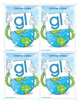 GL (Glimmer Globe) Blend Buddy Card