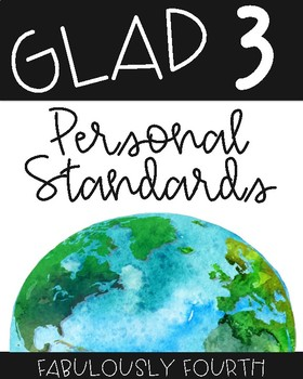 GLAD 3 Personal Standards