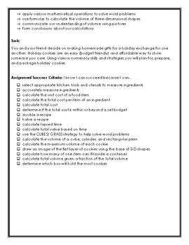 GLE Learning Strategies Numeracy Summative