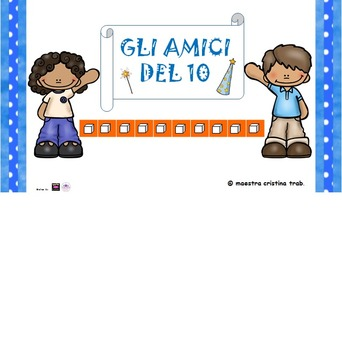 GLI AMICI DEL 10