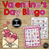 GLITTERY Valentine's Day Bingo {24 Different Bingo Cards}
