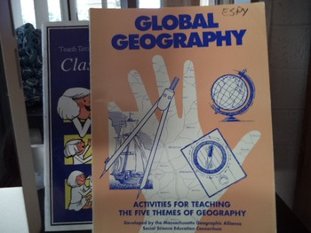 GLOBAL GEOGRAPHY   TEACH SOCIAL STUDIES     SET OF 2