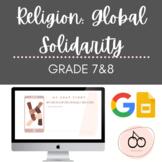 "GLOBAL SOLIDARITY TASK - CATHOLIC - ""SNAP STORY"""