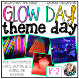 GLOW DAY Room Transformation