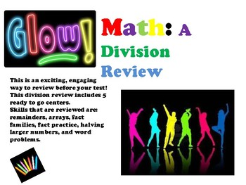 GLOW! Math: A Division Review