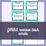GMAS Review Task Cards