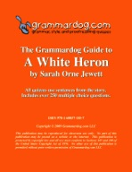 Grammardog Guide to A White Heron