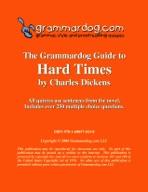Grammardog Guide to Hard Times