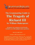 Grammardog Guide to Richard III