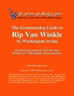 Grammardog Guide to Rip Van Winkle