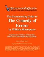 Grammardog Guide to The Comedy of Errors
