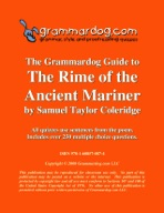 Grammardog Guide to The Rime of The Ancient Mariner