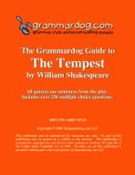 Grammardog Guide to The Tempest