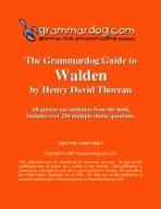 Grammardog Guide to Walden