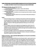 GMO, Biotechnology and Monsanto Lesson Plan