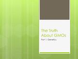 GMO Unit Study
