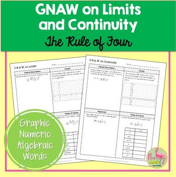 GNAW on Limits and Continuity