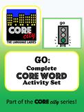 GO: Complete Core Word Activity Set