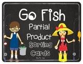 GO FISH Common Core Multiplication Sorting Cards NBT.B5