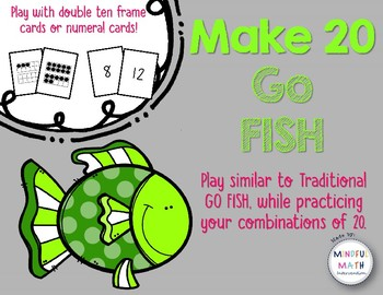 GO FISH Make 20